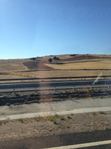 Ride to Salamanca