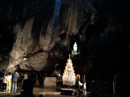 The Grotto.