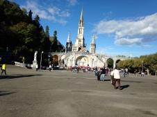 The Basilicas.