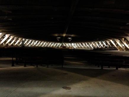 Underground Basilica.