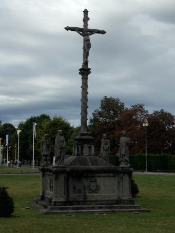 Crucifix!